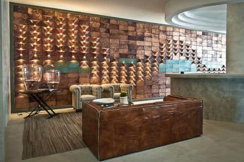 Qstudio Copper Design - Lighting and Art