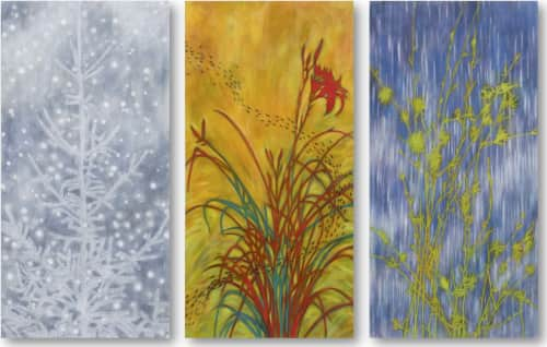 Trine Bumiller - Paintings and Murals