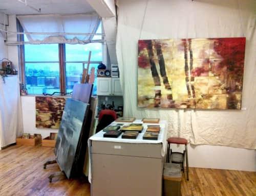Niina Chebry - Renovation and Paintings