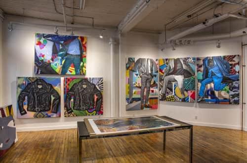 Samara Marlee Shuter - Paintings and Art
