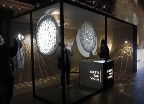 Kirsti Taiviola - Lighting and Wall Treatments