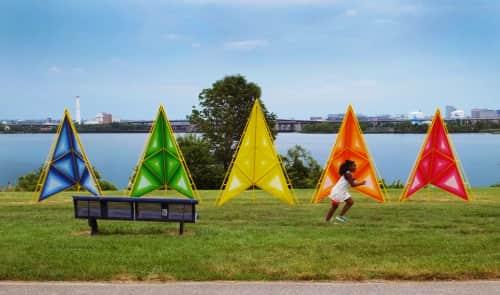 Becky Borlan - Public Sculptures and Public Art