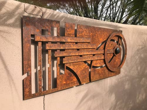 Daniel Moore-The Oxide Studio - Public Sculptures and Public Art