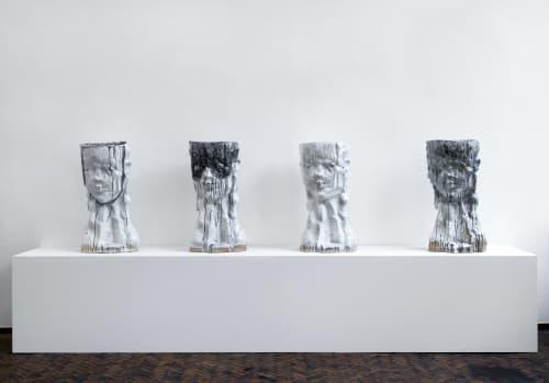 Johan Tahon - Public Sculptures and Public Art