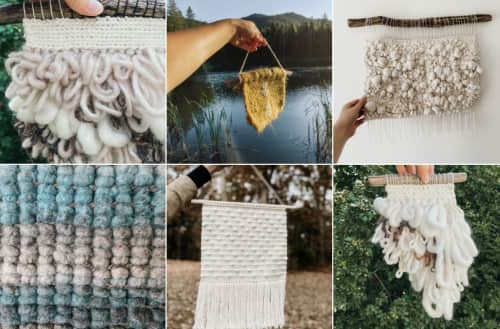 WOOL & PINE by Jessie - Wall Hangings and Art