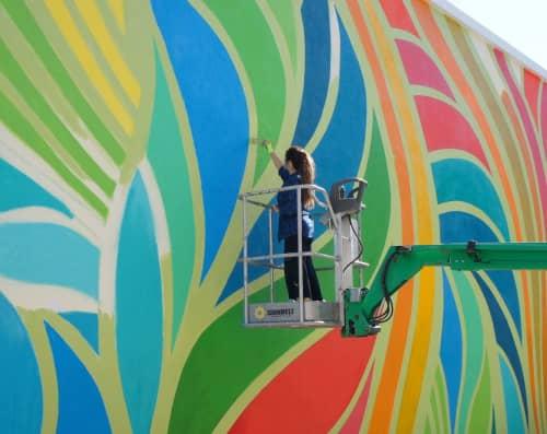 Cecilia Lueza Art Projects - Public Art and Murals