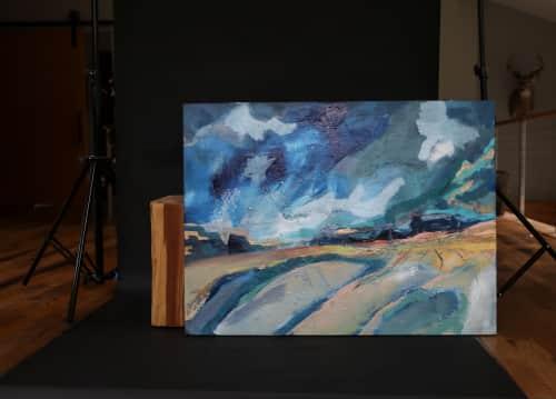 Inese Westcott - Murals and Paintings
