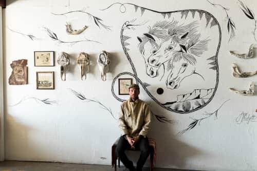 Jess Mudgett - Murals and Art