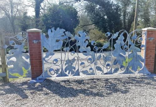 Julie Grose Metal Design - Art and Public Sculptures