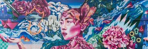 TAKA - Murals and Street Murals