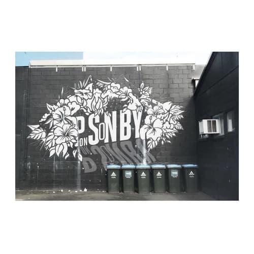 James Showler - Murals and Street Murals