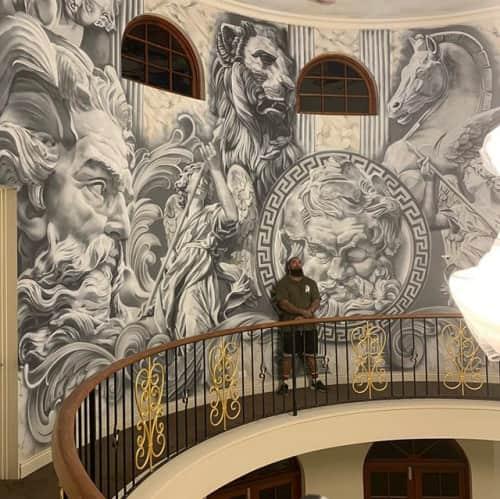 Mattybro - Murals and Art