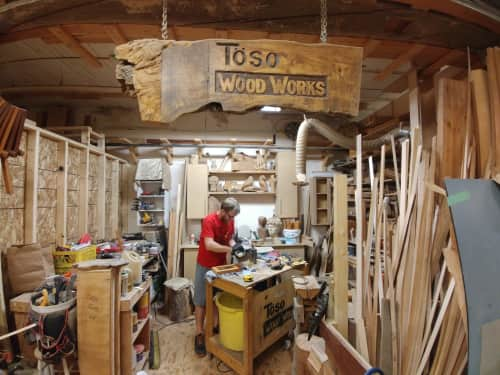 Toso Wood Works - Renovation and Public Sculptures
