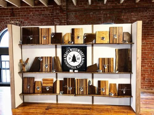 Pratt Woodworks - Tables and Furniture