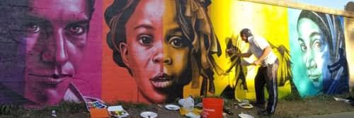 Rafael Blanco - Murals and Art