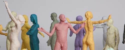 Eoin Burke - Art Curation and Public Sculptures