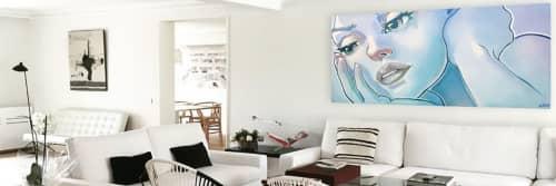 Monique van Steen - Paintings and Art