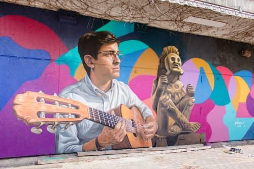 Oscar Axo Art - Murals and Street Murals
