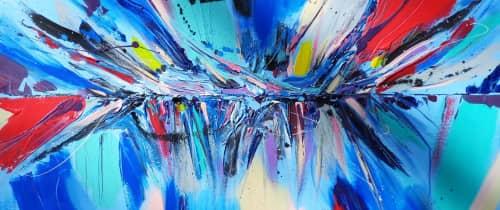Jonay di Ragno Artist - Paintings and Murals