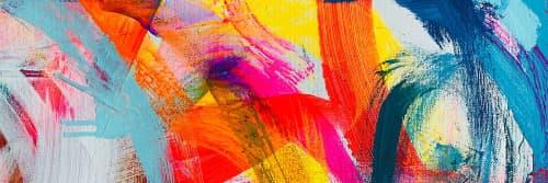 Linda Zacks - Paintings and Art