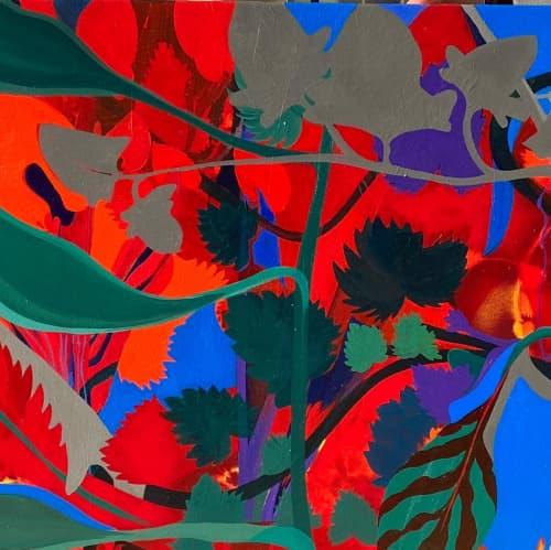 NICK ASTON ART - Paintings and Art