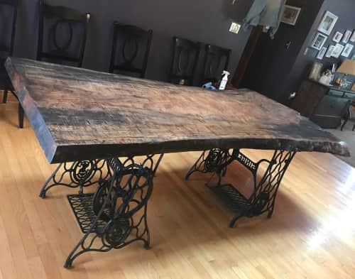 Reclaimed From Roots - Tables and Furniture