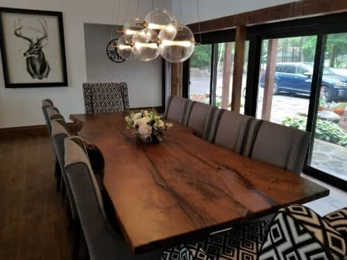 Backwoods Timber Creations - Tables and Furniture