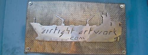 Airtight Artwork - Sculptures and Tableware