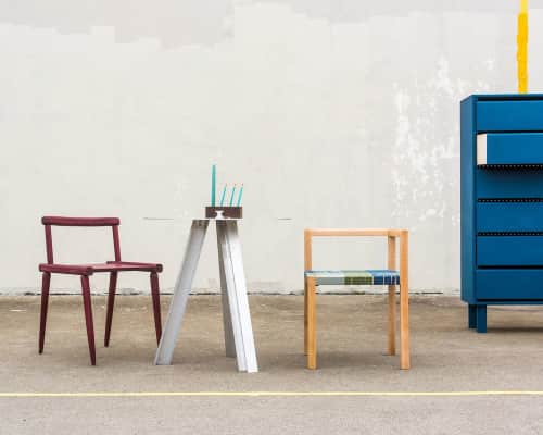Lucca Zeray - Furniture and Interior Design