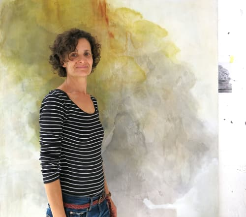 Gabrielle Raaff - Paintings and Art Curation