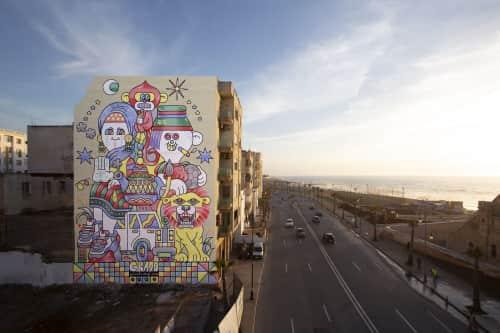 gr170 - Street Murals and Public Art