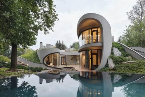 NIKO Architect / Stanislav Nikolaev - Interior Design and Architecture