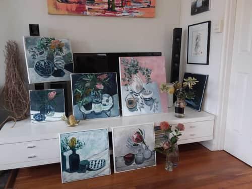 Kate Vella - Paintings and Art