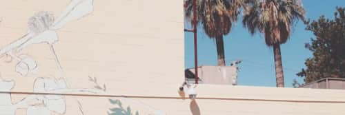 Irubiel Moreno - Murals and Street Murals