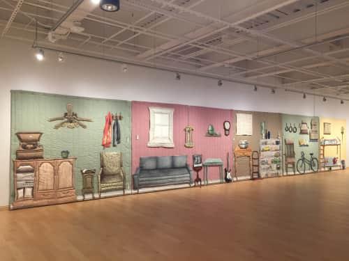 Kay Healy - Wall Hangings and Art