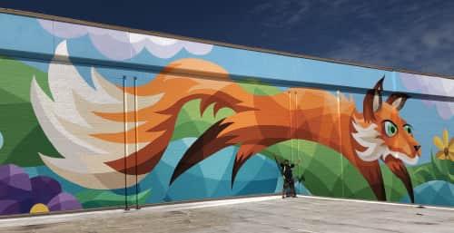 Gregg Valley - Murals and Art