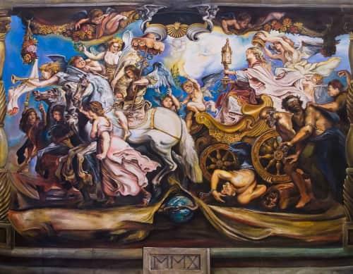 John Votel - Murals and Beds & Accessories