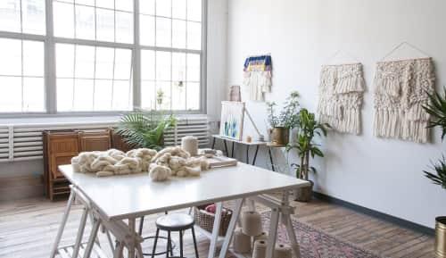 Maryanne Moodie - Wall Hangings and Macrame Wall Hanging