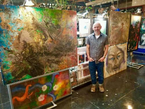Scott Joseph Greise - Art and Renovation