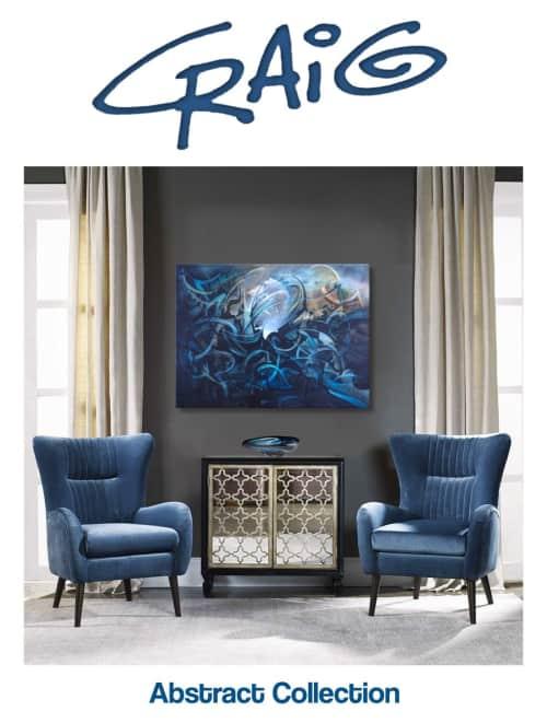 Craig ARTIST - Paintings and Art