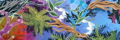 Tigerbee Arts - Paintings and Murals