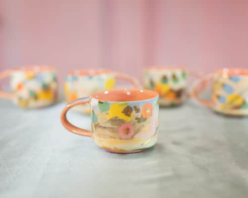 Marina Lespérance Lopez - Planters & Vases and Cups