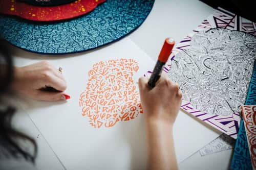 Fiona Chinkan - Paintings and Art