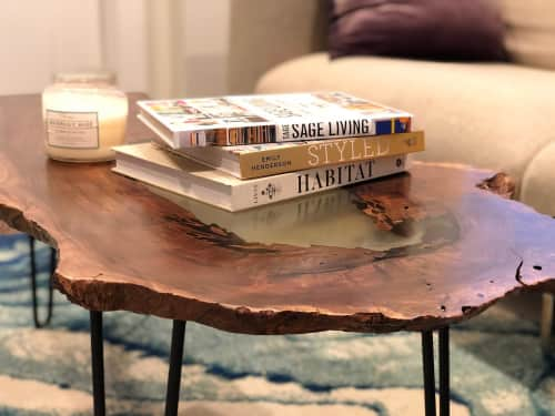 Justin Porro Designs - Tables and Murals