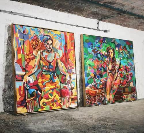 Noemi Safir Artist - Paintings and Art