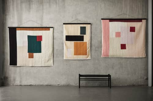JOU QUILTS - Wall Hangings and Art