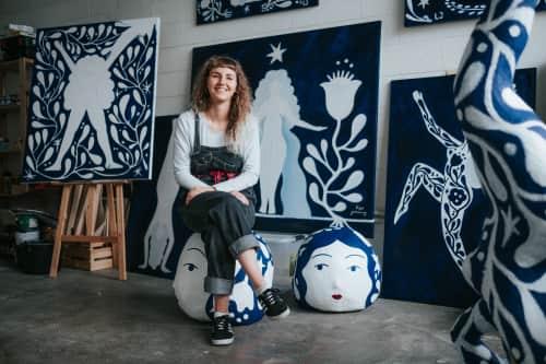 Lisa Junius - Art and Tableware
