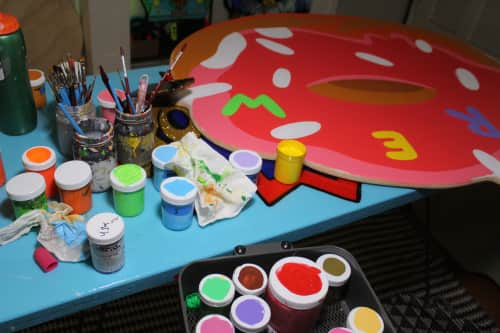 Idiot Box Art - Paintings and Art