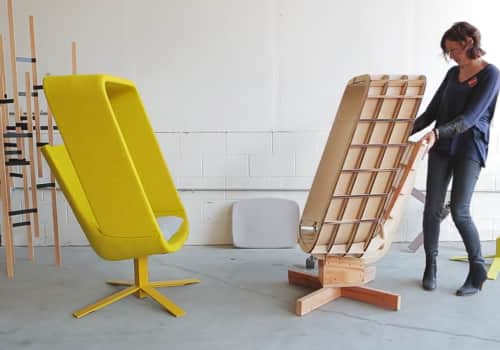 Mike & Maaike - Tables and Chairs