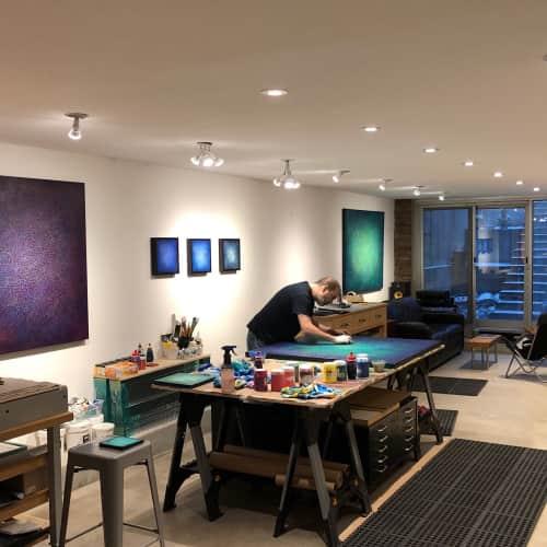 Adam Weston Art - Paintings and Art
